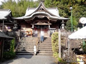 35番札所清瀧寺