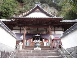 71弥谷寺本堂