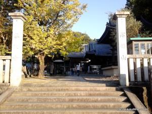 33番札所雪渓寺