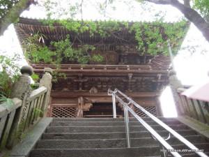 52番札所太山寺