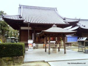 本山寺大師堂