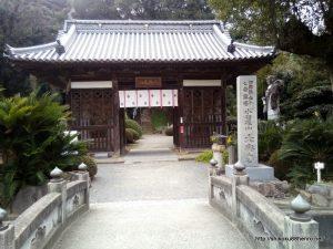 大興寺の仁王門
