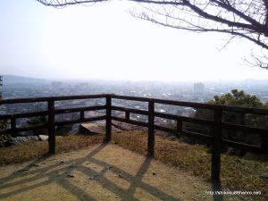 丸亀城展望台