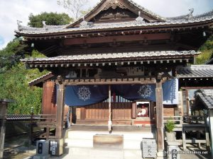 泰山寺本堂