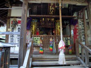 浄瑠璃寺大師堂