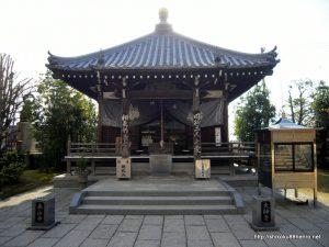 泰山寺大師堂