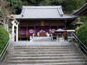 繁多寺本堂