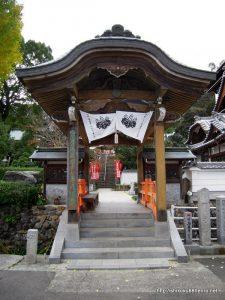 八坂寺山門