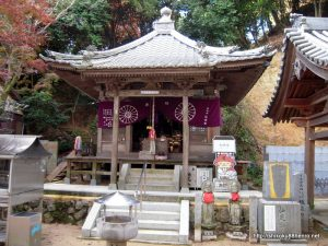 仙遊寺大師堂