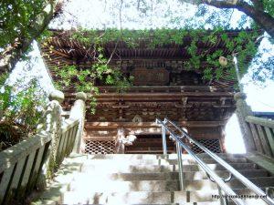 太山寺山門