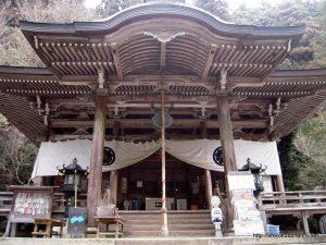 大寶寺本堂