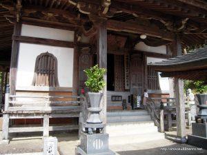 仏木寺本堂