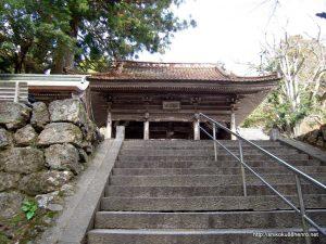 明石寺山門