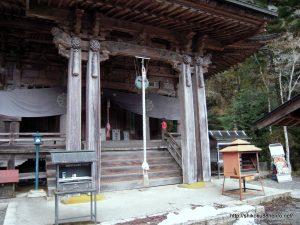 岩屋寺大師堂