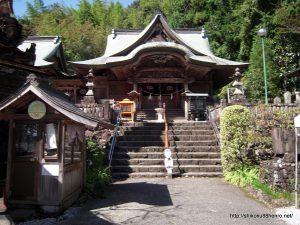 清瀧寺本堂