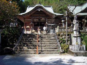 清瀧寺大師堂