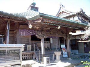 種間寺大師堂
