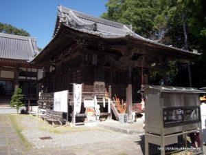 雪蹊寺大師堂
