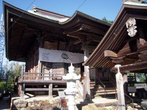 禅師峰寺本堂