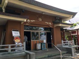 津照寺の本堂