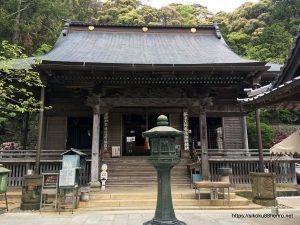 薬王寺の本堂