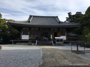 28番大日寺本堂