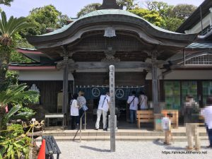 津照寺の大師堂