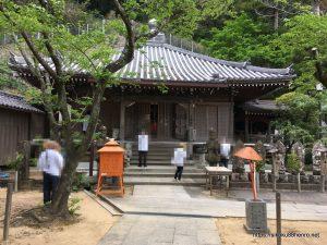薬王寺の大師堂