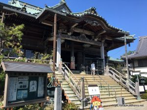 立江寺本堂