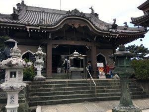 井戸寺本堂