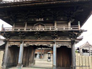 16番観音寺山門