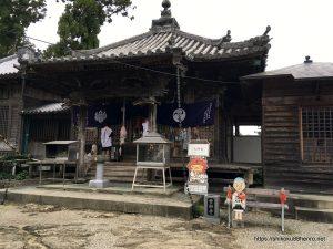 常楽寺大師堂