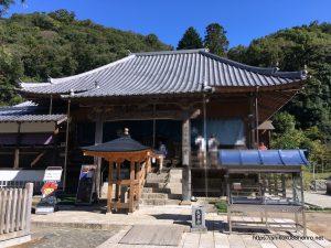 大日寺の大師堂