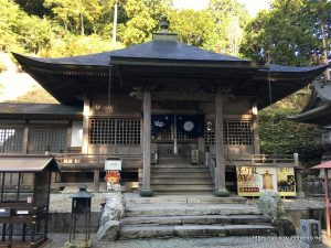 焼山寺大師堂