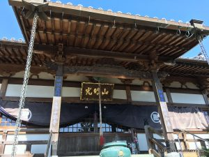 十楽寺本堂