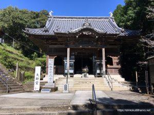 熊谷寺の本堂