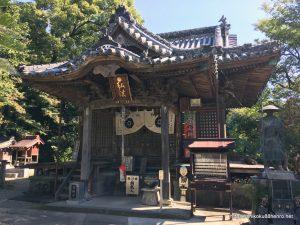 切幡寺大師堂