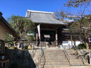 大日寺の本堂